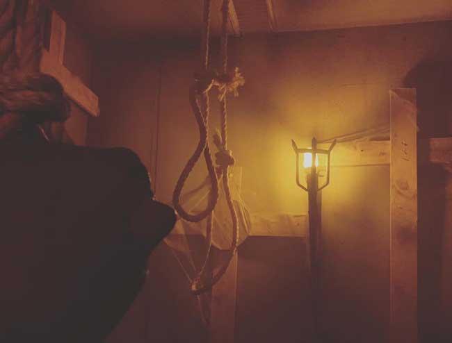 escape room Badajoz La orden
