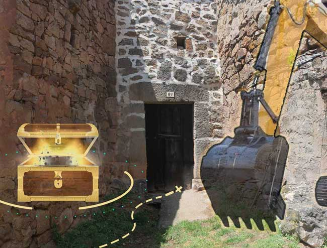 escape room Burgos Rural