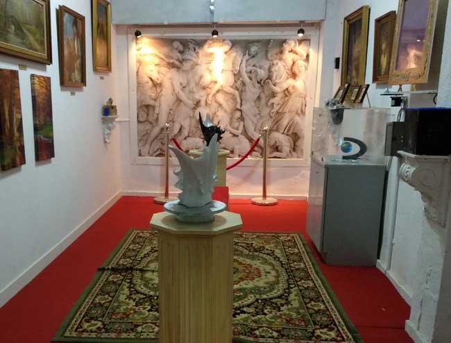 escape room Córdoba Robo en el museo